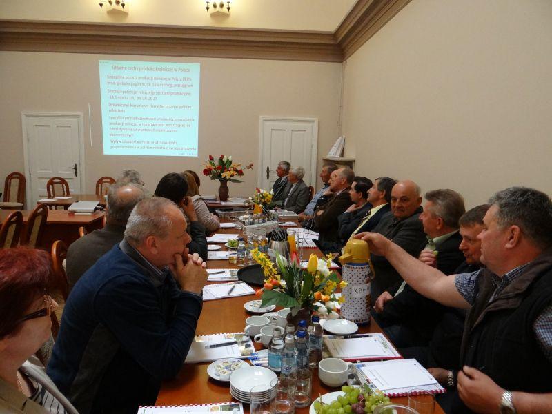 Konferencja w RZD Borusowa
