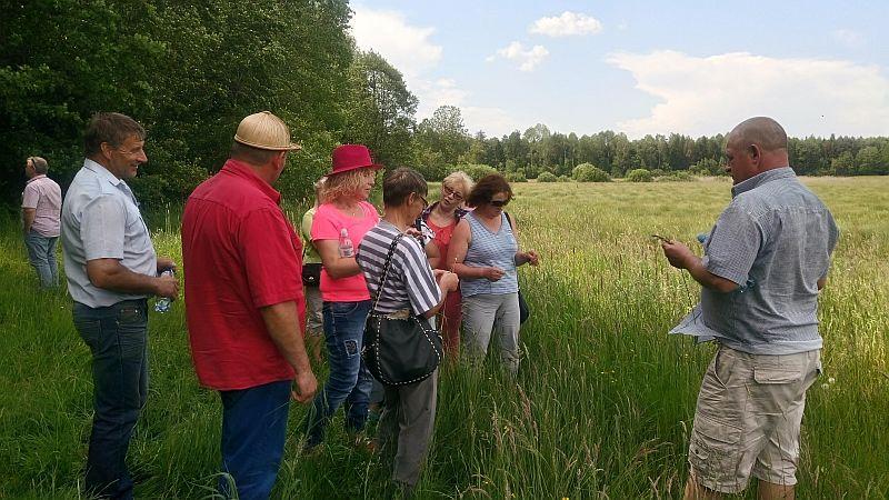 Szkolenia dla rolników w ramach projektu KIK/25