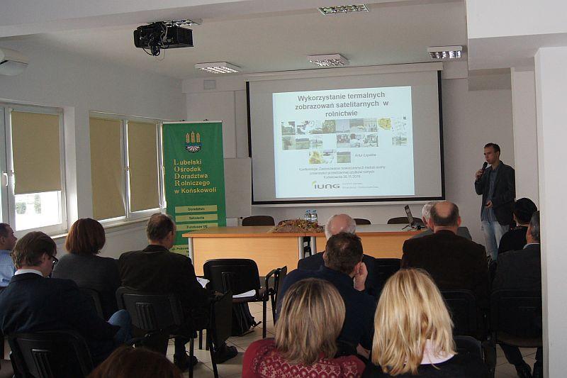 Konferencja naukowa w LODR Końskowola
