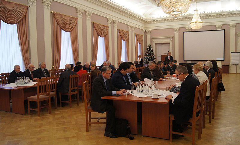 Posiedzenie Rady Naukowej IUNG-PIB