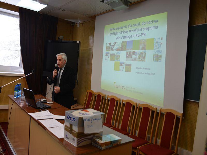 Konferencja naukowa w ŁODR Bratoszewice