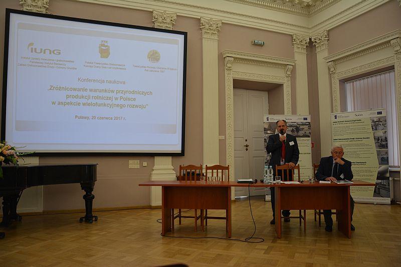 Konferencja naukowa w IUNG-PIB