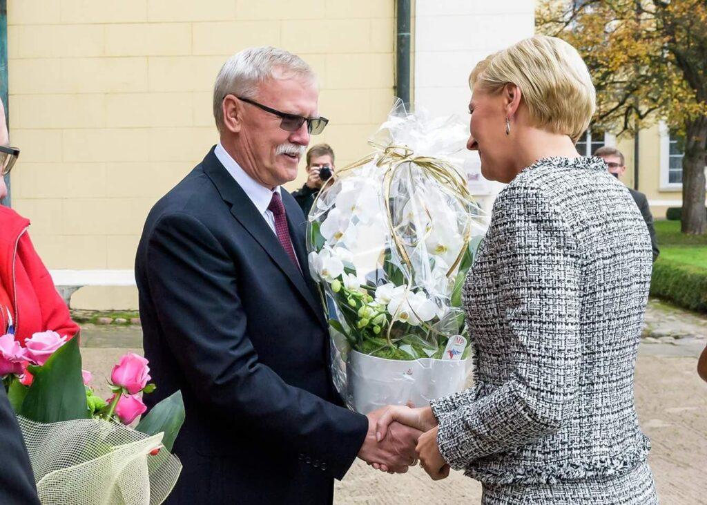Pierwsza Dama w Puławach