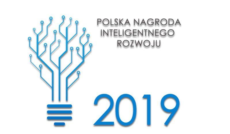 Nominacja do Polskiej Nagrody Inteligentnego Rozwoju 2019