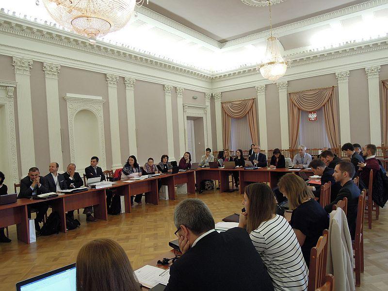 Spotkanie inaugurujące projekt BIOEASTsUP