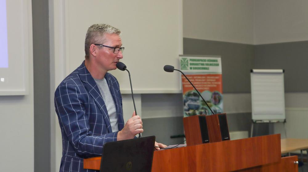 """Konferencja """"Wpływ WPR na polskie rolnictwo"""""""