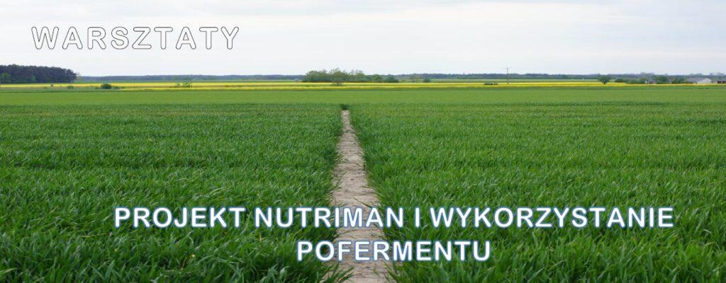 warsztaty poferment nutriman